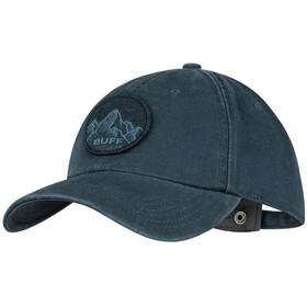 Buff Baseball Cap, noam dark grey